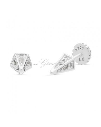 Piercing de plata Luxenter Ref. PIR03740000