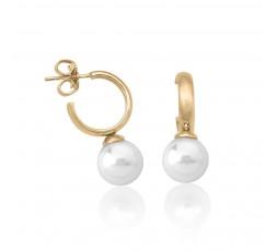 Pendientes perlas Majorica Ref. 16301.01.1.000.010