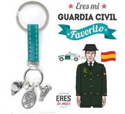 Llavero de la guardia civil Ref. 9109434