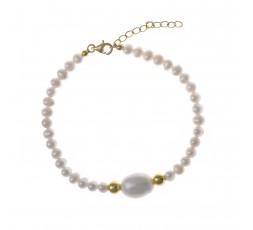 Pulsera de perlas Salvatore Ref. 164P0012