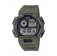 Reloj Casio digital Ref. AE-1400WH-3AVEF