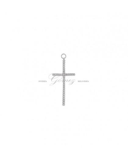 Charm de plata Salvatore cruz Ref. 213CH013