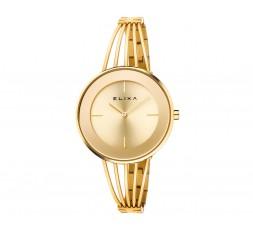 Reloj chapado Elixa Ref. E126-L520
