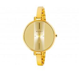 Reloj Elixa dorado Ref. E069-L231