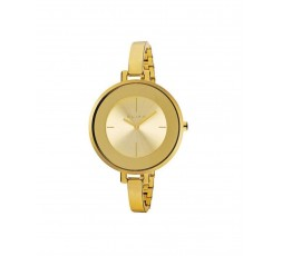 Reloj Elixa dorado Ref. E063-L206