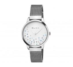Reloj Elixa acero Ref. E121-L491