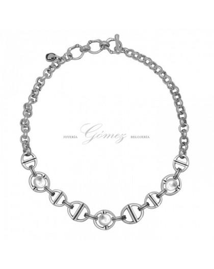 Collar Ciclon perlas Ref. 211802-40