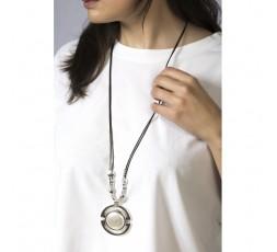 Collar Ciclon perla Ref. 211810