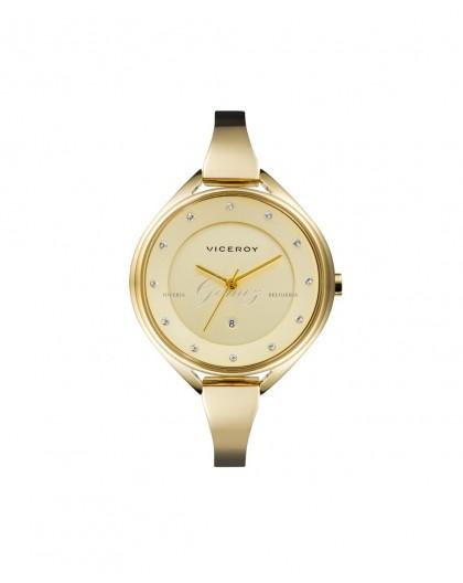 Reloj Viceroy chapado Ref. 461140-20