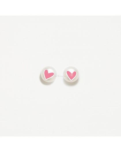 Pendientes de perlas de Agatha Ruiz de la Prada Ref. 017LEO