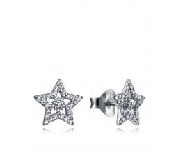Pendientes de plata estrella Viceroy Ref. 7117E000-38