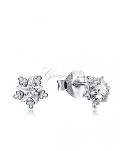 Pendientes de plata Viceroy Jewels Ref. 7134E000-38