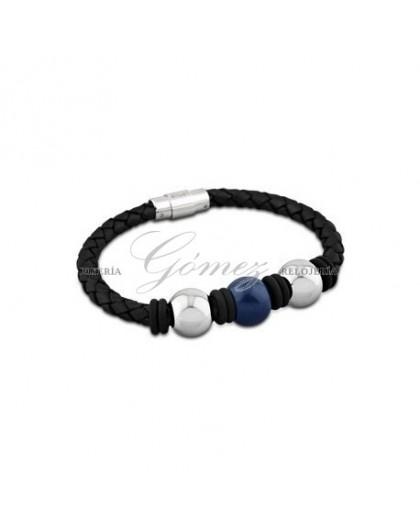 Pulsera cuero Lotus Style Ref. LS1386-2/1