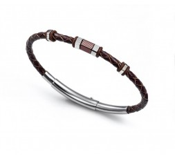 Pulsera de acero marron Viceroy Fashion Ref. 6299P09011