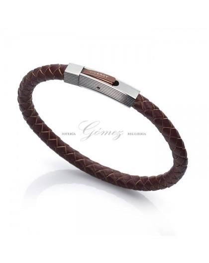 Pulsera de acero marron Viceroy Fashion Ref. 6298P09011