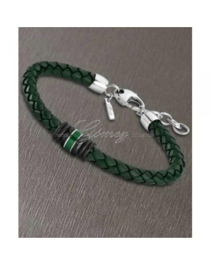 Pulsera verde Lotus Style Ref. LS1814-2/3