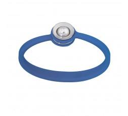 Brazalete complice Majorica azul Ref. 15649.01.0.000.010.1