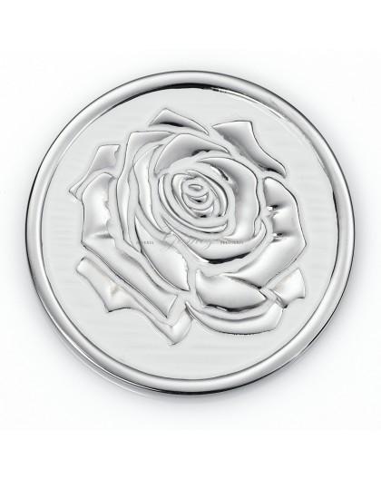 Medallon Rosa blanca Viceroy Plaisir Ref. VMR0003-00