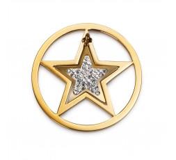 Medallon estrella Viceroy Plaisir Ref. VMR0021-16