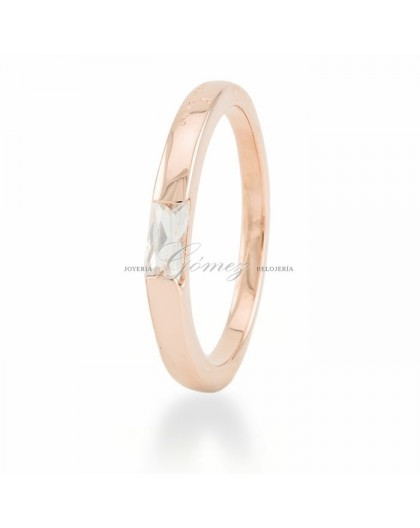 Anillo Luxenter chapado oro rosa Ref. 2316R0018