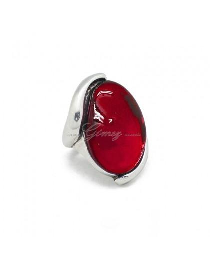 Anillo rojo Ciclon Ref. 152507-03-1
