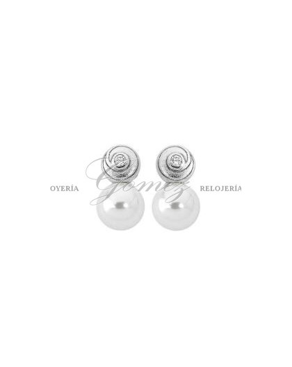 Pendientes perla Majorica Ref. 13600.01.2.000.010.1