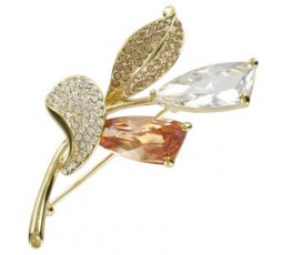 Broche- Alfiler Flor Ref. 97-B10BS216