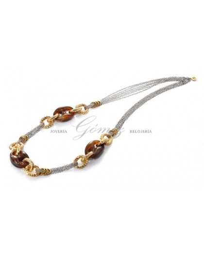 Collar dorado Viceroy Bijoux Ref. B1024C000-99