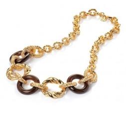 Collar dorado Viceroy Bijoux Ref. B1025C000-06