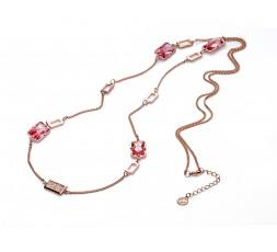 Collar piedras rosas Viceroy Fashion Ref. 3134C19019