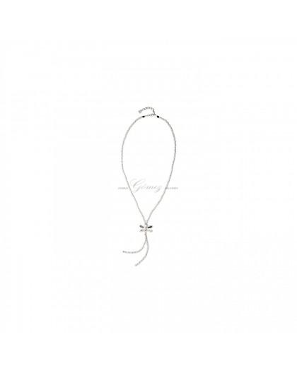 Collar Uno de 50 Fly-Fly Ref. COL1283GRSMTL0U