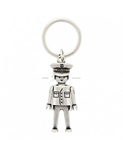 Llavero playmobil policia jr Ref. 1026K0000-2