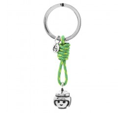 Llavero smile Playmobil verde Ref. 7002K0015