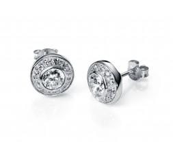 Pendientes de plata Viceroy Jewels Ref. 7004E000-30