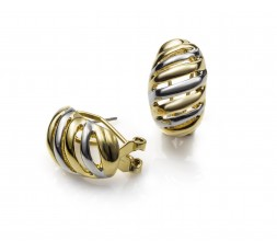 Pendientes bicolor Viceroy Fashion Ref. 3146E19019