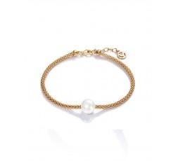 Pulsera de plata Viceroy chapada con perla Ref. 4059P100-66