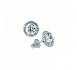 Pendientes con circonitas Diamonfire Ref. 6214731082