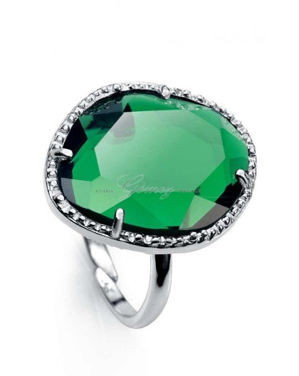 Anillo piedra verde Viceroy Jewels Ref. 9000A012-42