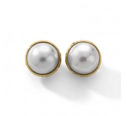 Pendientes de perlas Majorica Ref. 11985.01.1.000