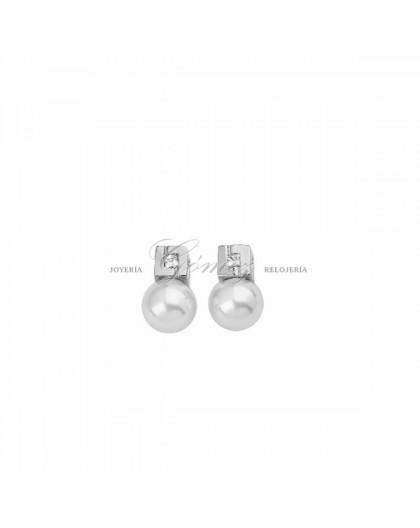 Pendientes de perlas Majorica Ref. 08938.01.2.000.701.1