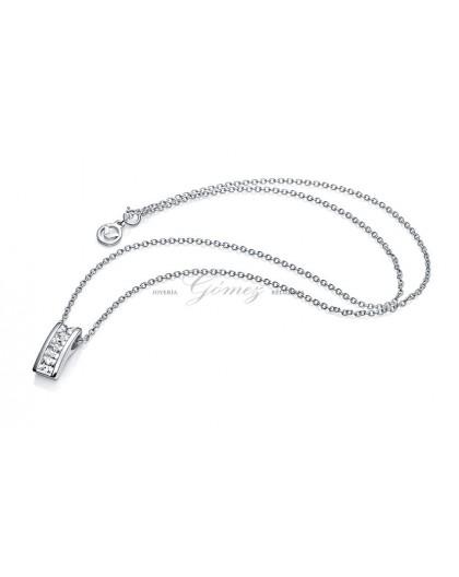 Colgante de plata Viceroy Jewels Ref. 21014C000-30
