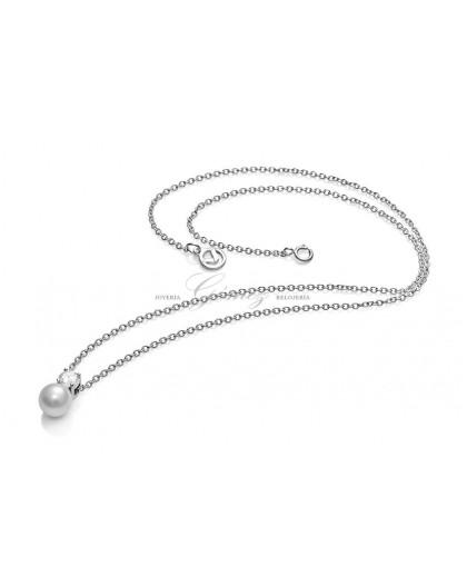 Colgante de plata con perla Viceroy Jewels Ref. 21017C000-60