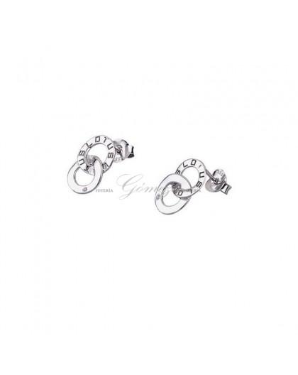 Pendientes de plata Lotus Silver Ref. LP1544-4/1