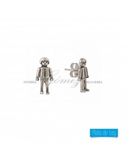 Pendientes Playmobil niño Ref. 1007E1000
