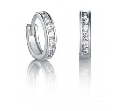 Aros de plata con circonitas Viceroy Jewels Ref. 21010E000-30