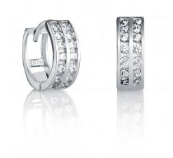 Aros de plata con circonitas Viceroy Jewels Ref. 21013E000-30