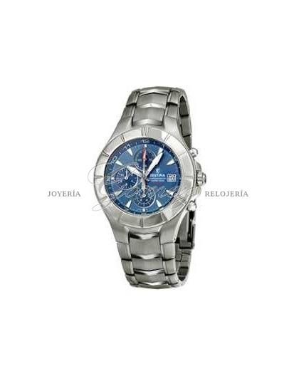 Reloj de acero Festina ref. F16040/2