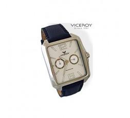 Reloj Viceroy de piel ref. 46487-05