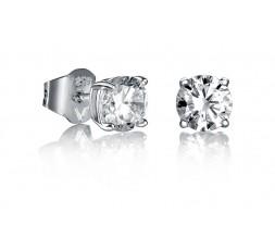 Pendientes de plata con circonitas Viceroy Jewels Ref. 21000E000-30