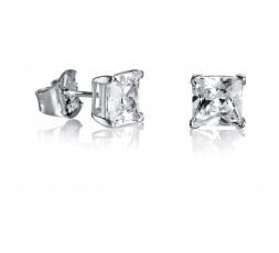 Pendientes de circonita en plata Viceroy Jewels Ref. 21003E000-30